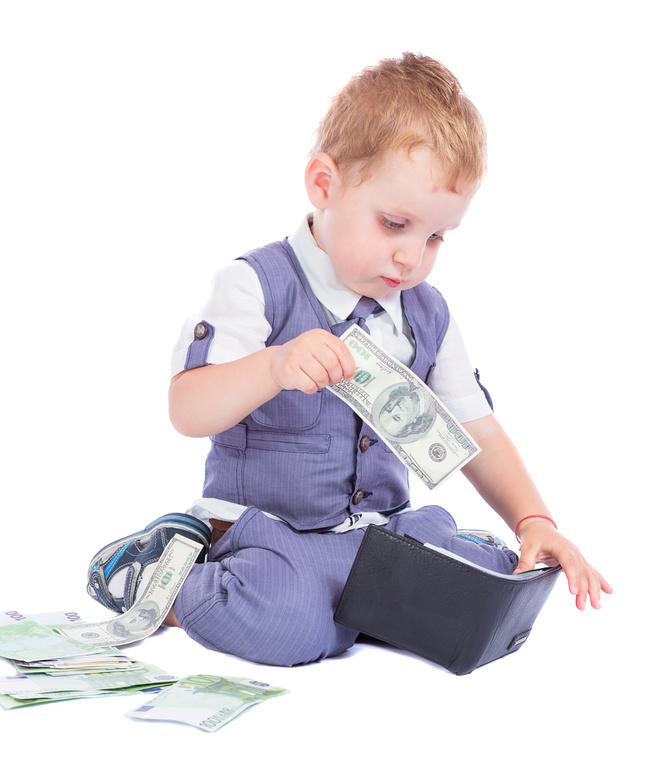 Карманные деньги – самый простой путь к финансовой грамотности
