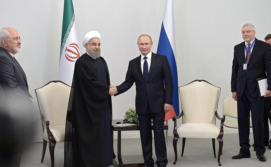 России предлагают идти на иранский рынок за свой счет