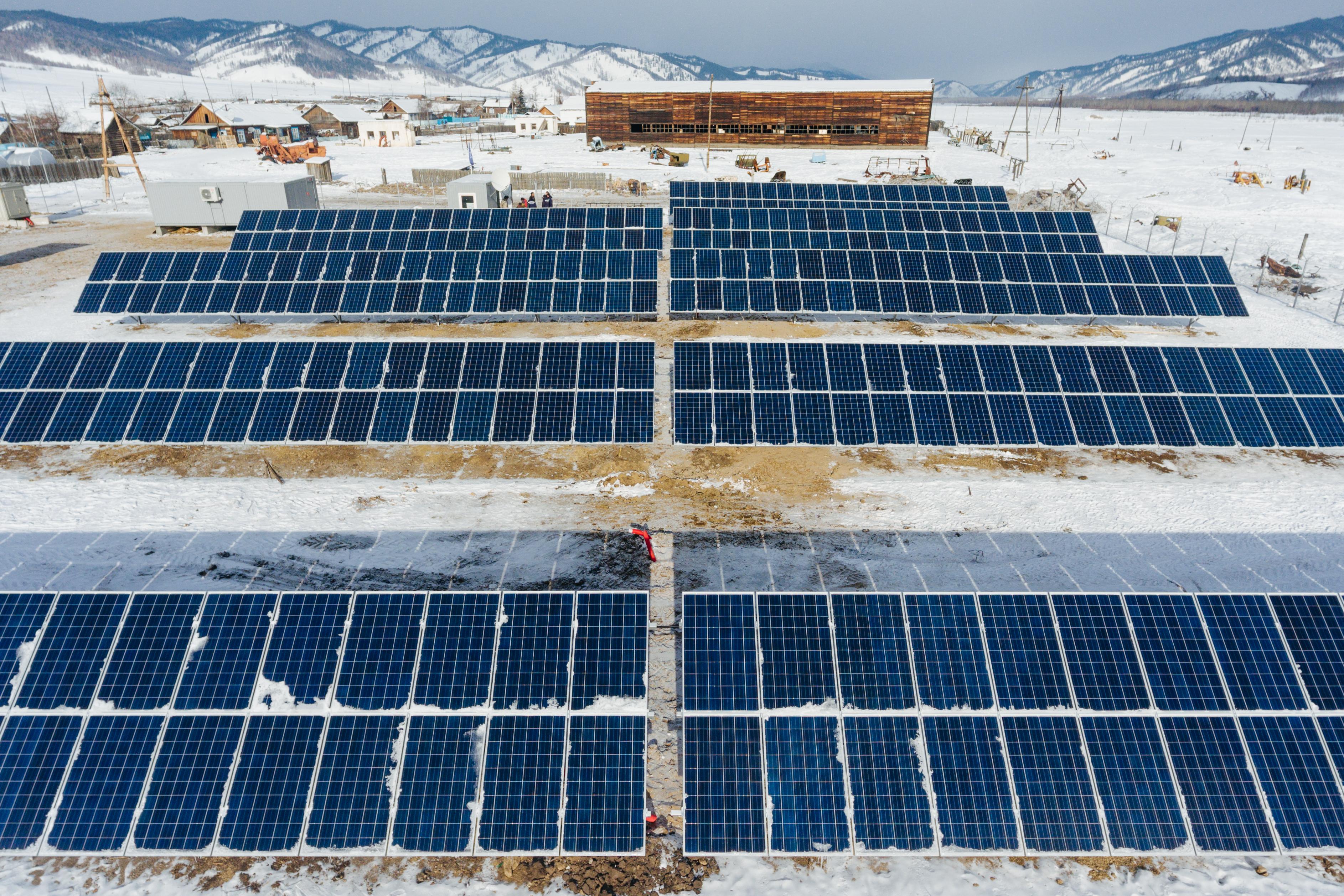 СП «Реновы» и «Роснано» построит 3 солнечно-дизельных электростанции