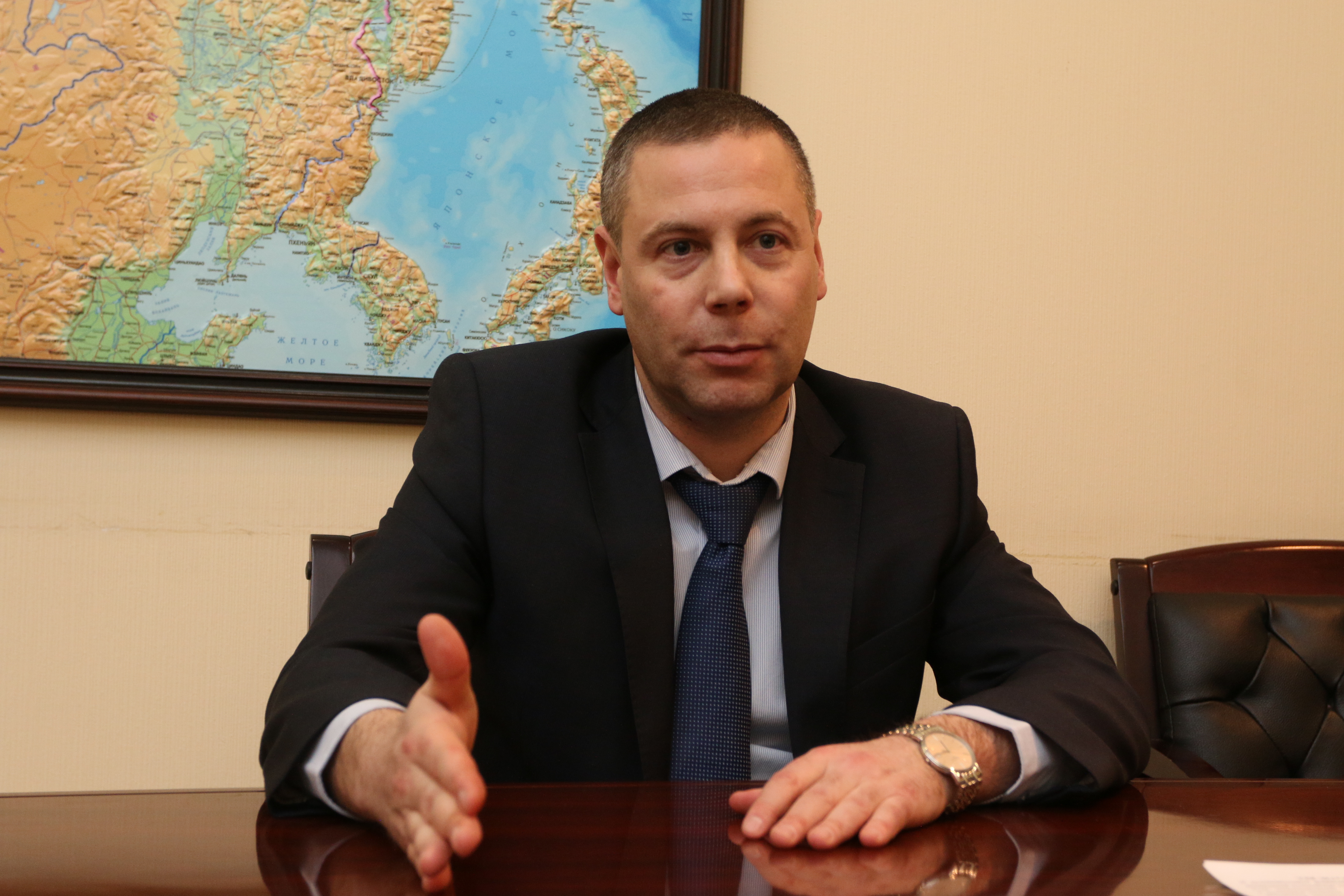 Михаил Евраев: «В  ЖКХ пришла большая информатизация»