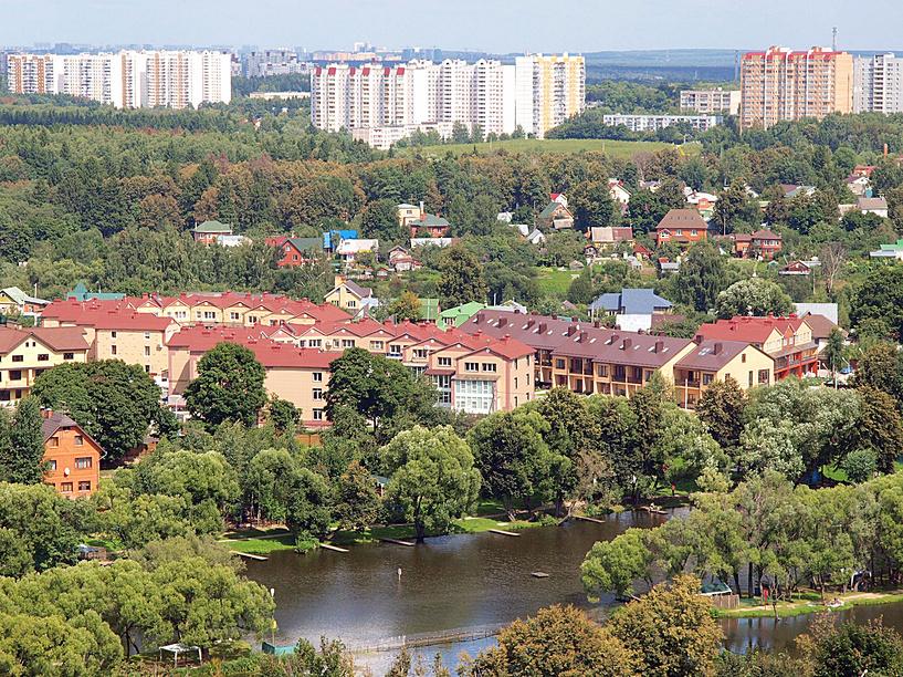 Новая Москва: планов много, но пути реализации сомнительные