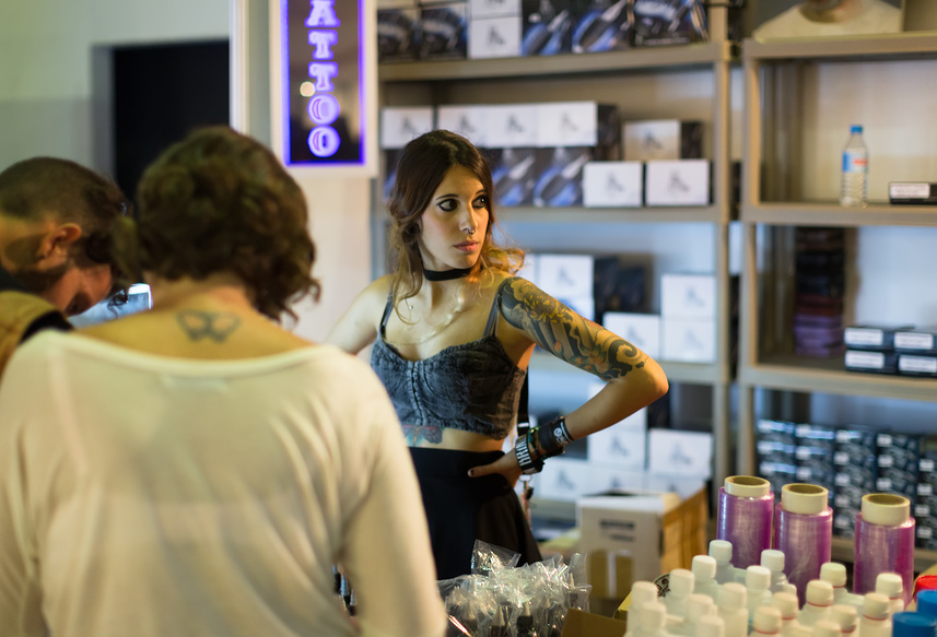 В США изобрели smart-татуировки