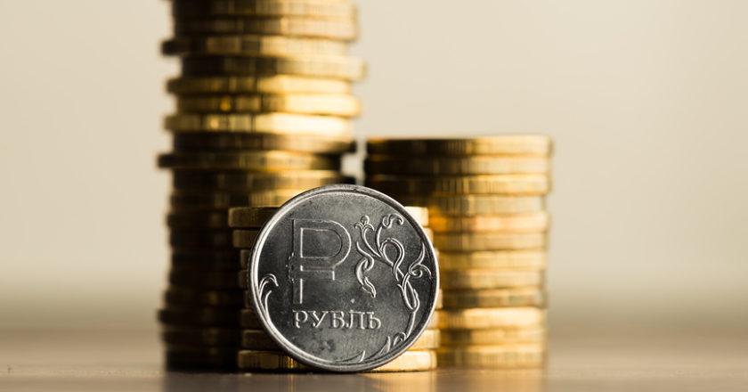 Банк России поддержал рубль