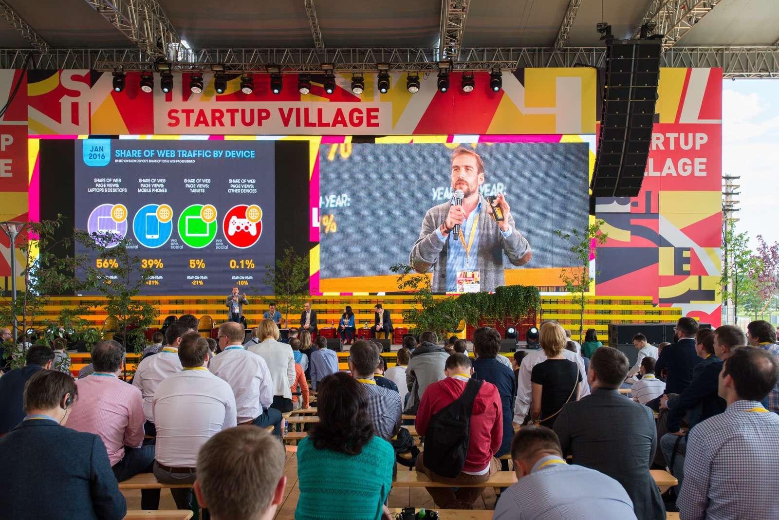 SAP: только 2-3% стартапов доходят до коммерческого успеха