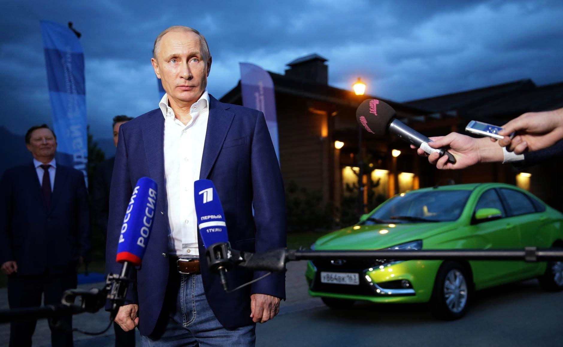 Россия готовится управлять беспилотными автомобилями