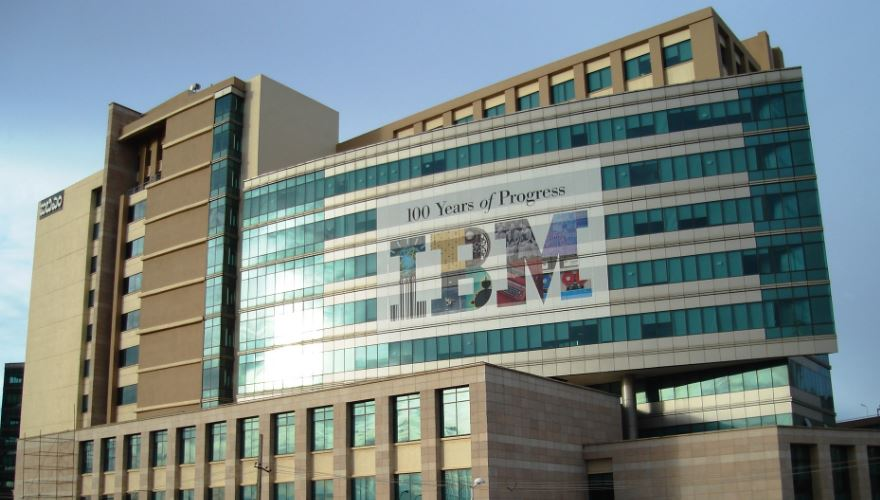 Как к корпорации IBM пришло «второе дыхание»