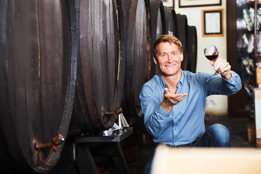 Пора менять недвижимость в Лондоне на вино