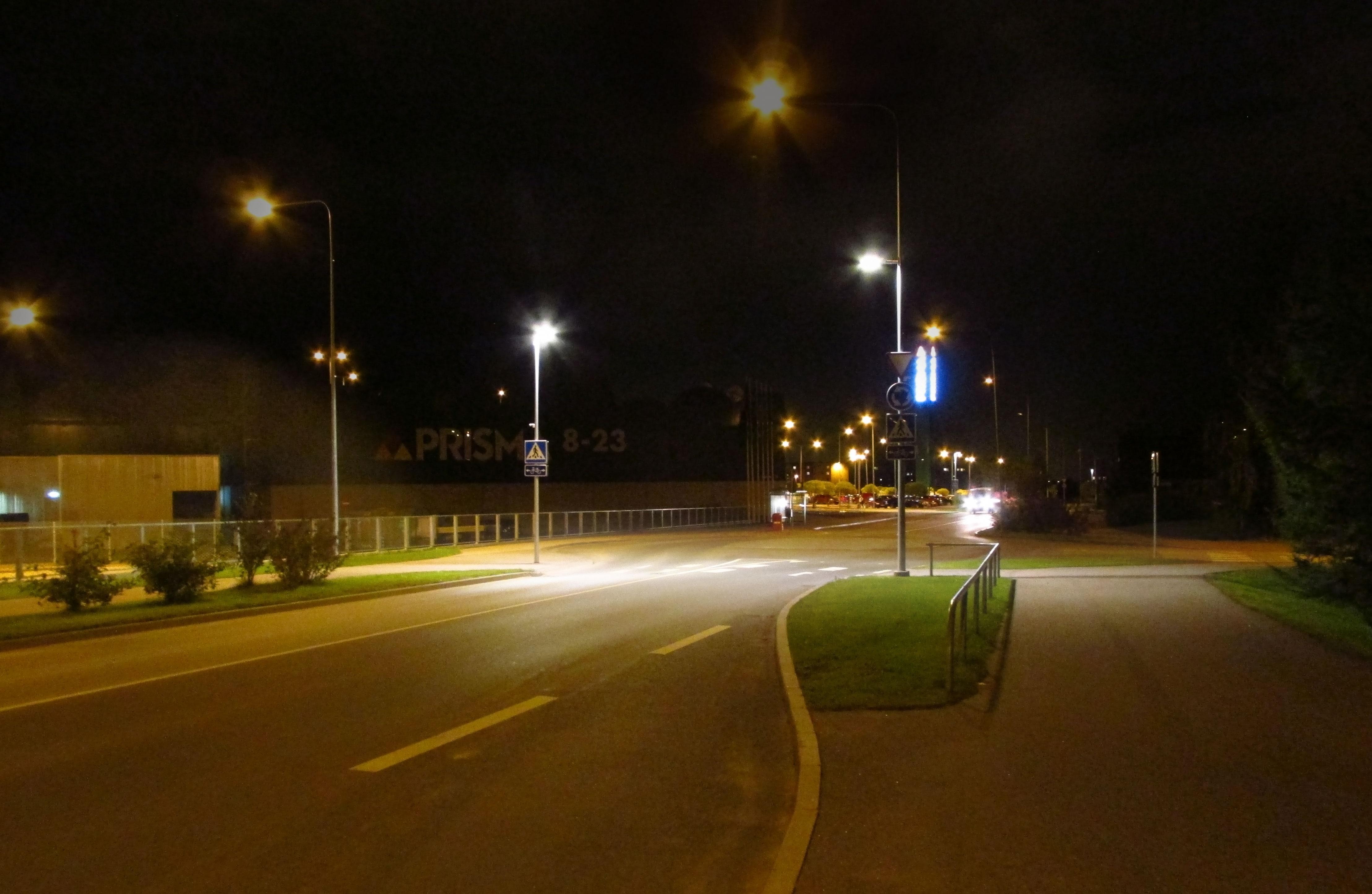 Идти на свет: в Эстонии внедряют «умное» уличное освещение