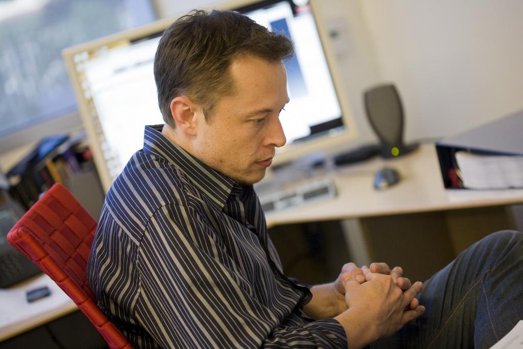Создателем биткоина мог быть Илон Маск?