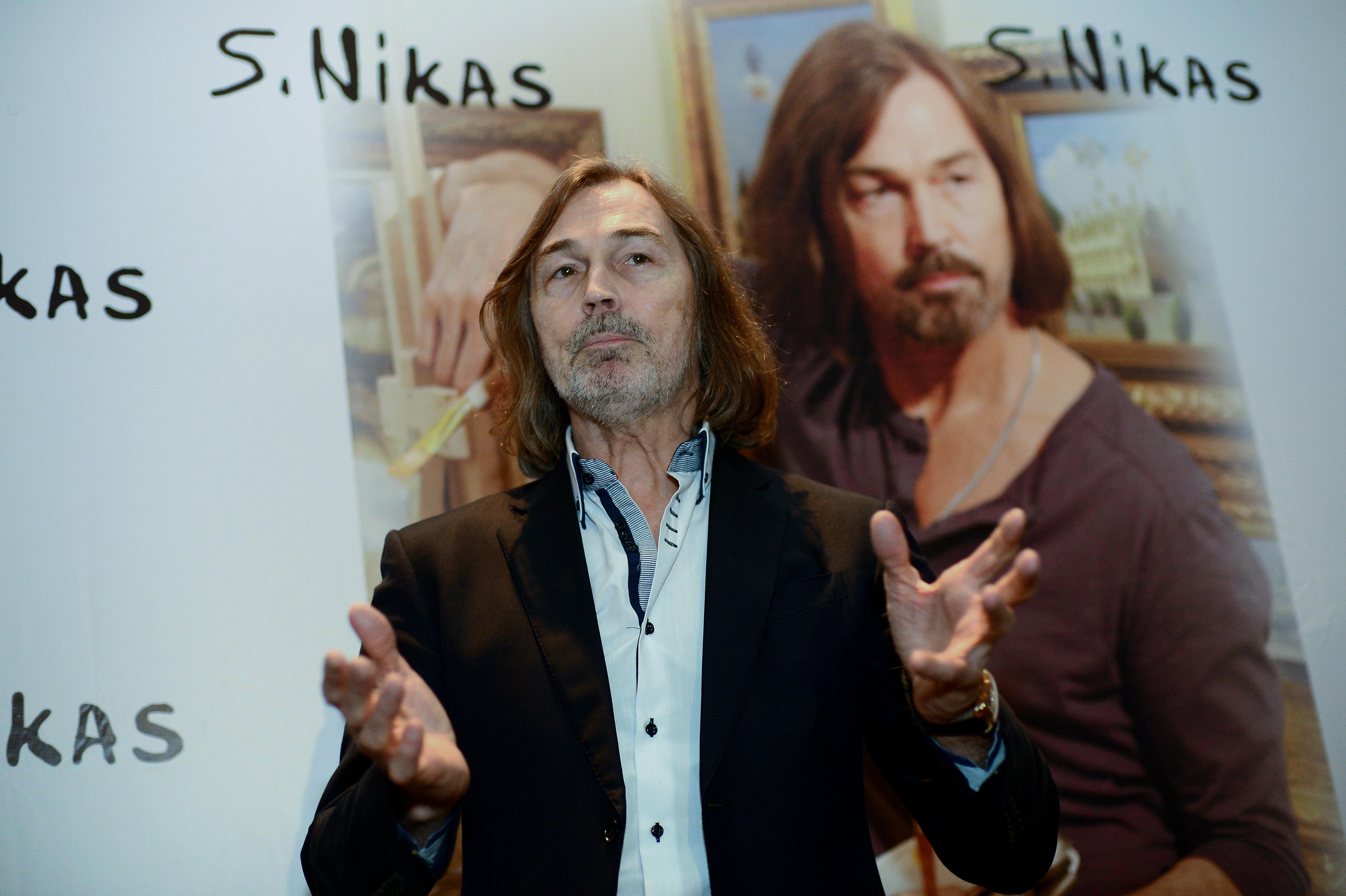 Никас Сафронов: «В России у художника – уникальные способы выживания»