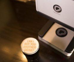 В США изобрели принтер для печати на пиве