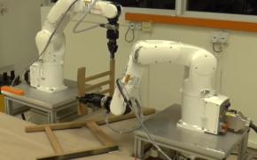 Роботы собрали мебель из IKEA
