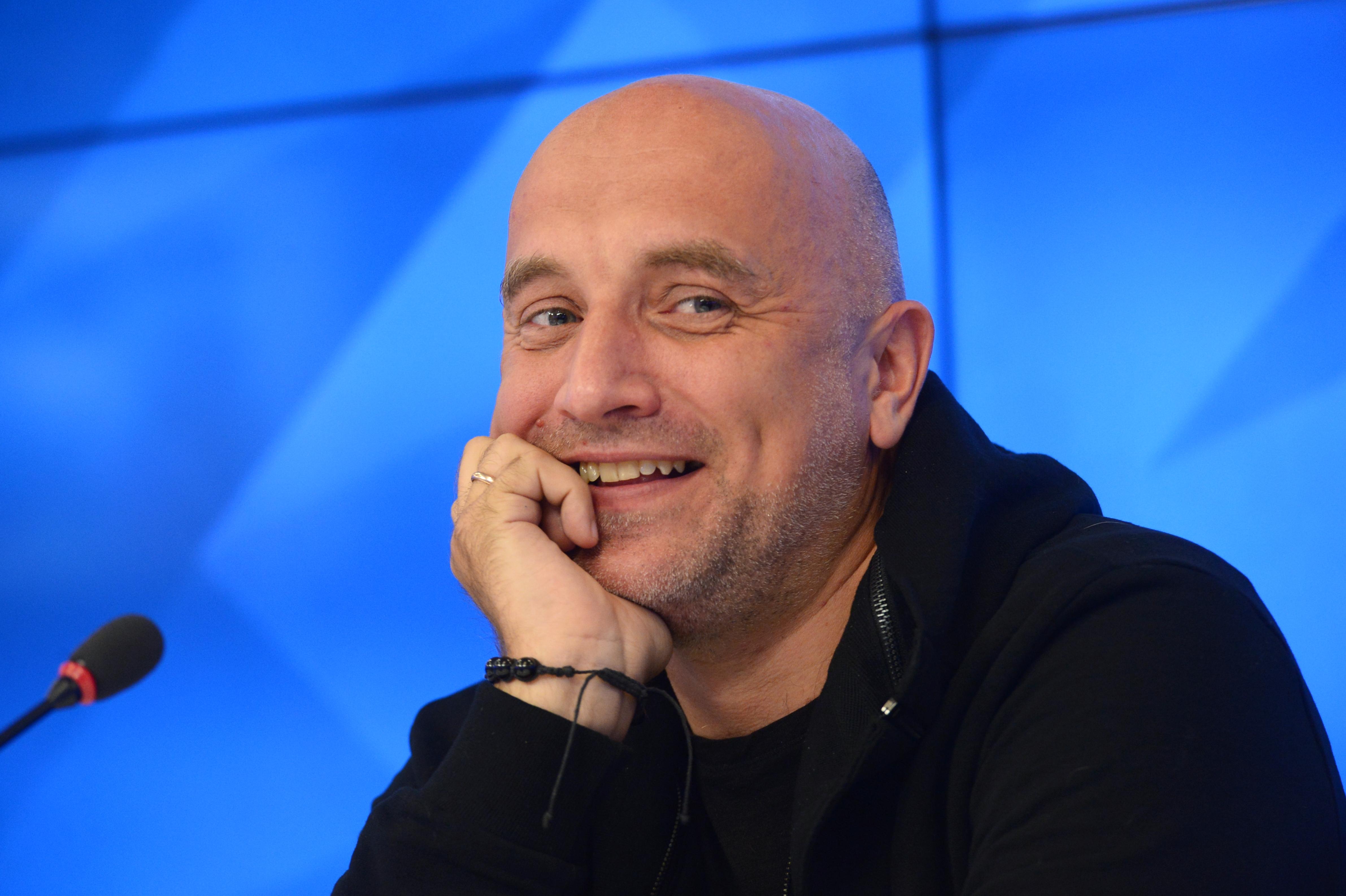 Писатель Захар Прилепин. Владимир Трефилов / РИА Новости