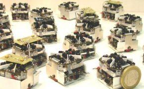Таракан-робот осмотрит авиадвигатель за пять минут