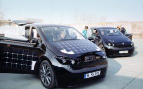 В Германии тестируют солнцемобиль-внедорожник