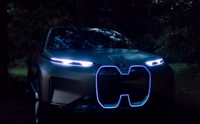 В электрокаре iNext от BMW даже обивка будет «умной»