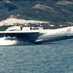 В России возобновят производство крупнейшего самолета-амфибии