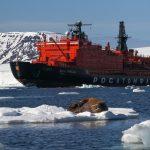 Глобальное потепление и Северный морской путь