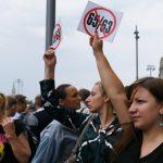 Большинство граждан созрело протестовать против повышения пенсионного возраста