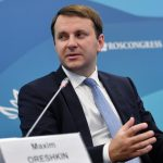 Орешкин посоветовал покупать рубли, когда боишься