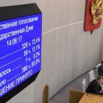 Госдума вновь одобрила повышение пенсионного возраста
