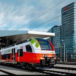 В Австрии запустят аккумуляторные поезда