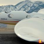 Планер Airbus вышел на рекордную высоту