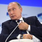 Путин связал пенсионную реформу с умом россиян