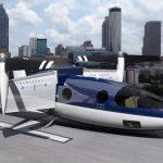 В США создали пассажирский самолет с вертикальным взлетом