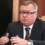 Андрей Костин: Россия избежит санкций по иранскому сценарию