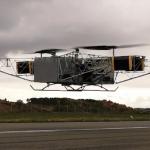 В России испытали грузовой дрон