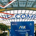 На новой бирже AIX в Астане прошел первый успешный листинг госкорпорации