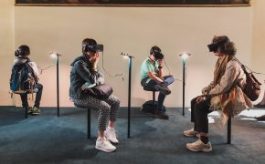 VR-стартапы быстрее всего растут в Китае