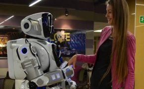 Робот Борис оказался русским человеком