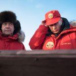 Россия сыграет в хоккей в Антарктиде