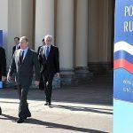 Все больше россиян считают Россию частью Европы