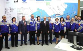 Лучшая инвестновость дня: Путин включил ТЭС в Крыму на полную мощность