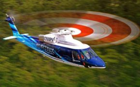 Sikorsky показал беспилотный вертолёт с пассажиром