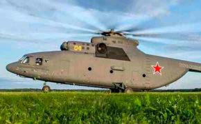 Производство самолетов и вертолетов упало почти вдвое