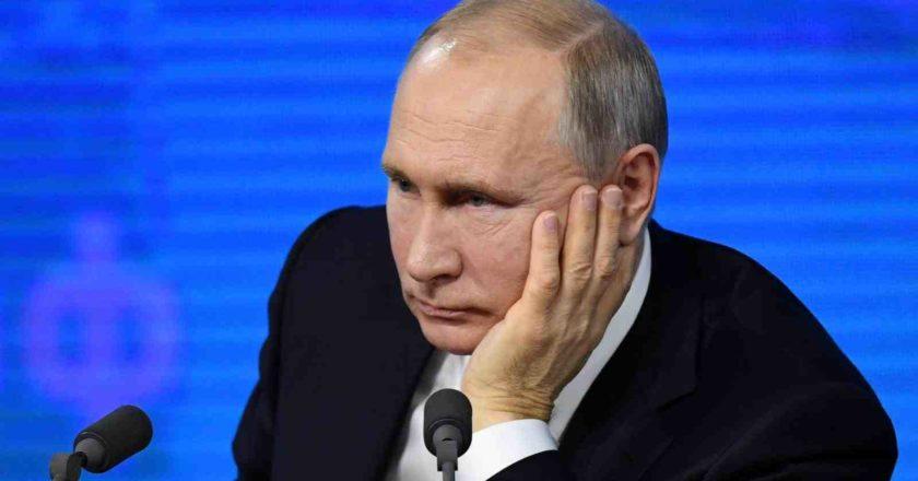 Путин отверг возможность введения санкций против Грузии