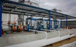 Лучшая инвестновость дня: В Якутии заработала прирельсовая нефтебаза