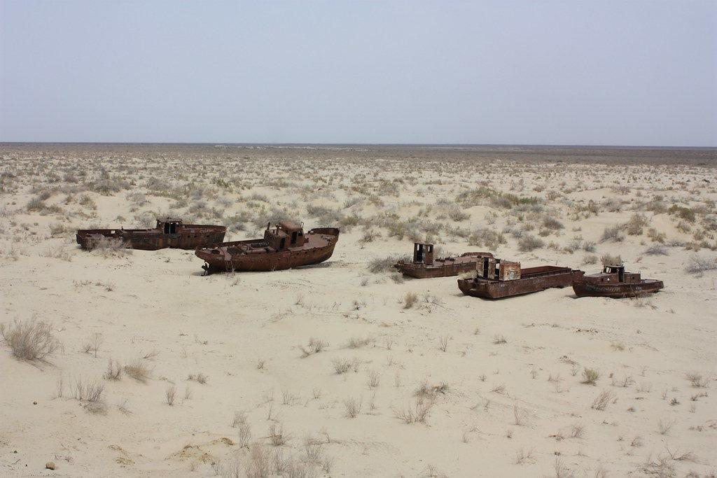 Погибшее Аральское море требует инвестиций