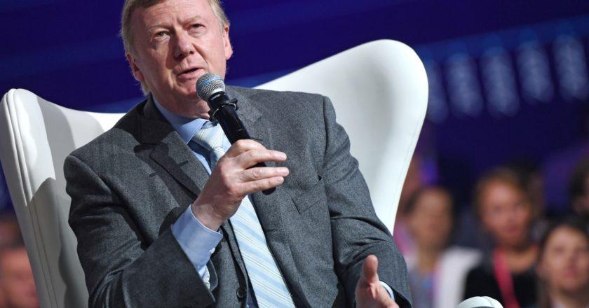 Анатолий Чубайс — о том, что может и чего не может российский венчур
