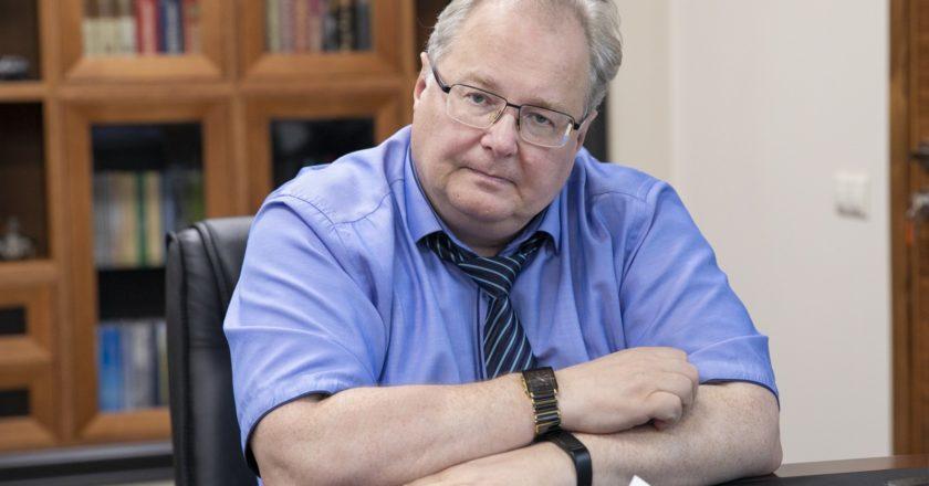 Алексей Боровков: «Конкуренция смещается на этап проектирования»