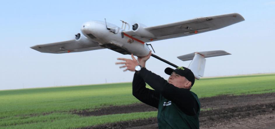 Стартапы двигают сельское хозяйство