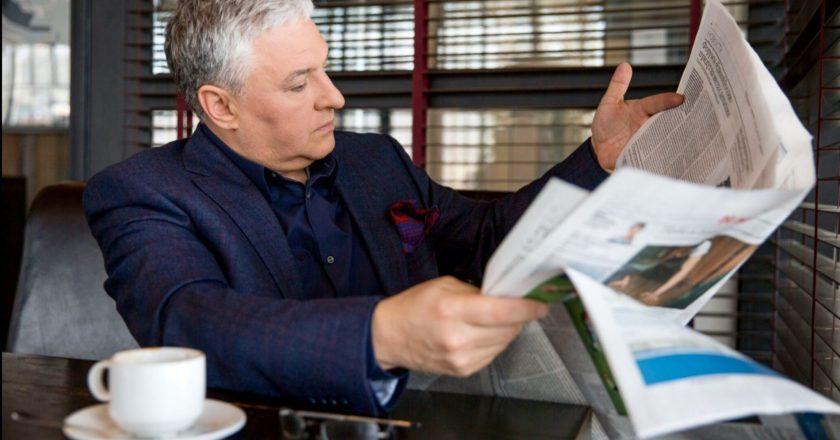 Игорь Бухаров: Есть в ресторане выгодно!