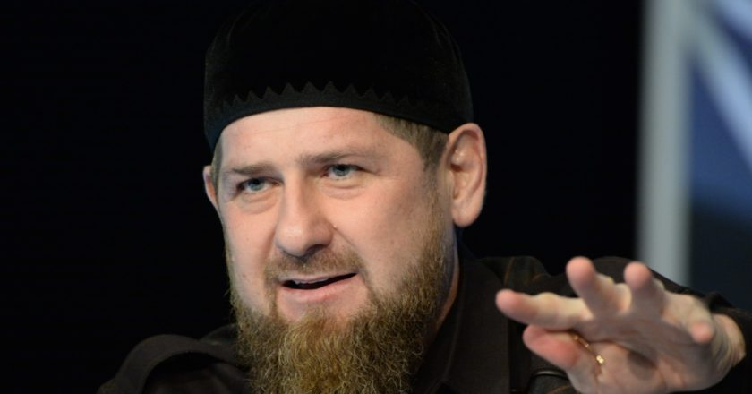Глава Чеченской Республики Рамзан Кадыров. Саид Царнаев / РИА Новости