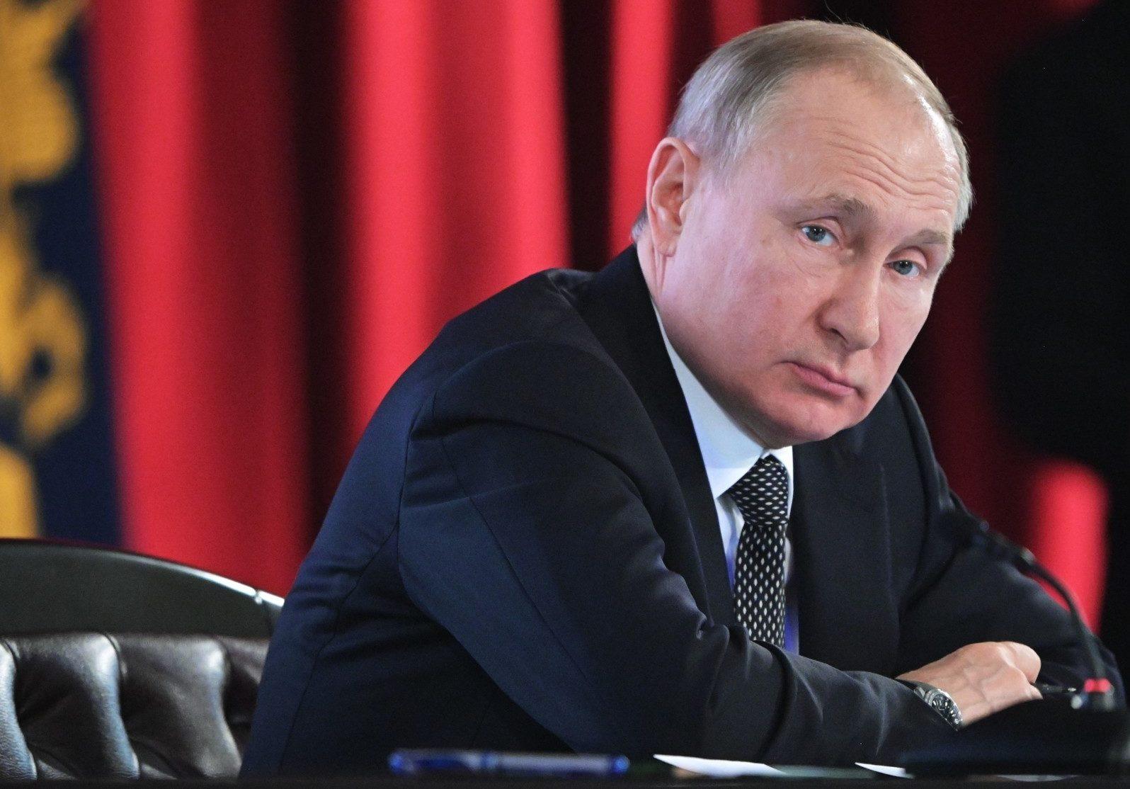 Путин заявил, что никогда не использовал двойника