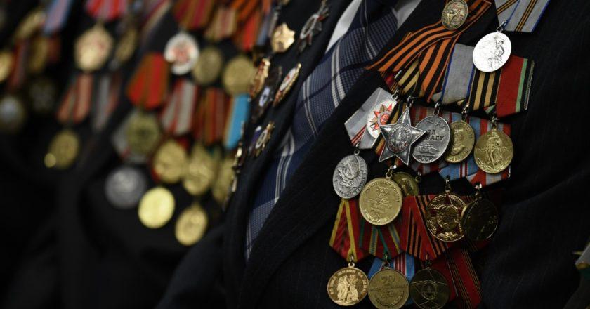 Медали участников Великой Отечественной войны. Александр Кряжев / РИА Новости