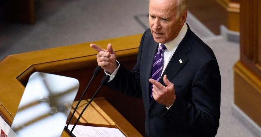 Президент США Джозеф Байден. Стрингер / РИА Новости